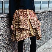 Одежда ручной работы. Ярмарка Мастеров - ручная работа Юбка бохо-шик Bali Python. Handmade.