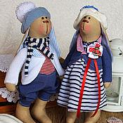 Куклы и игрушки ручной работы. Ярмарка Мастеров - ручная работа Sailors. Handmade.