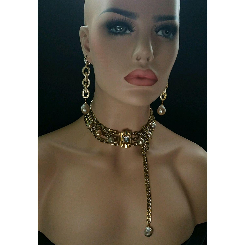 Collar-choker 'Pearl&Style', Chokers, Lytkarino,  Фото №1