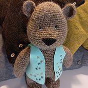 Куклы и игрушки handmade. Livemaster - original item Fancy bear. Handmade.