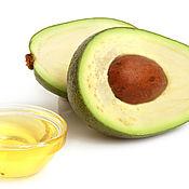 Материалы для творчества handmade. Livemaster - original item Avocado oil refined 50 ml. Handmade.