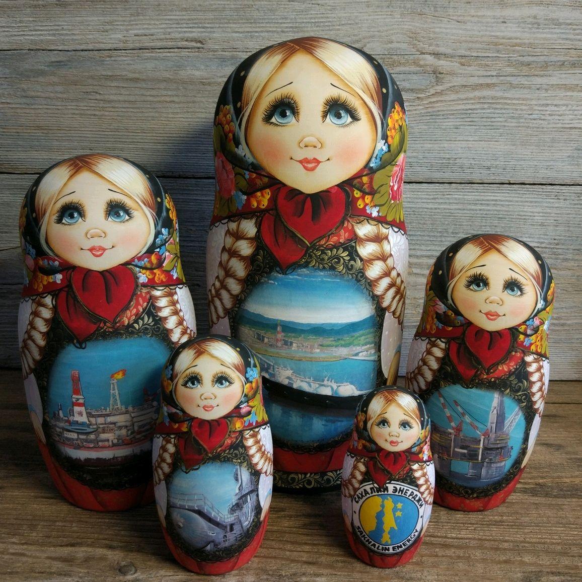 Корпоративные матрешки, Услуги, Москва,  Фото №1