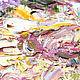 """Картины цветов ручной работы. Картина """"Герберы в Вечернем Свете"""" (холст, масло). ЯРКИЕ КАРТИНЫ Наталии Ширяевой. Ярмарка Мастеров."""