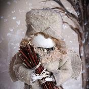 """Куклы и игрушки ручной работы. Ярмарка Мастеров - ручная работа """"Ангел добрых дел"""" кукла-образ. Handmade."""