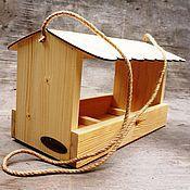 Дача и сад handmade. Livemaster - original item A bird feeder
