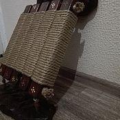 Когтеточки ручной работы. Ярмарка Мастеров - ручная работа Когтеточка(Трансформер). Handmade.