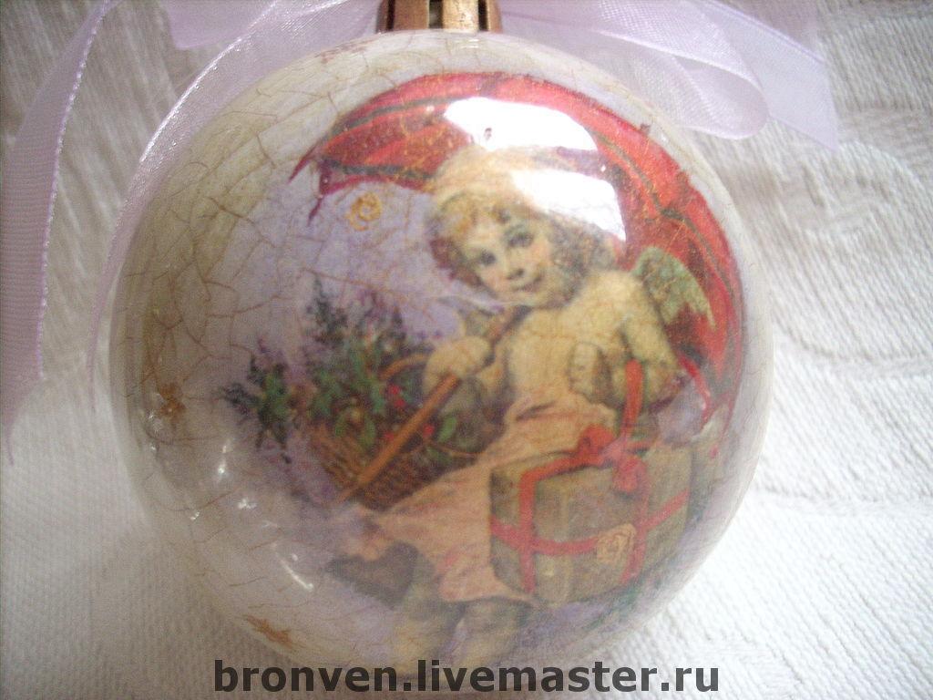 елочные игрушки, шары, Елочные игрушки, Москва,  Фото №1