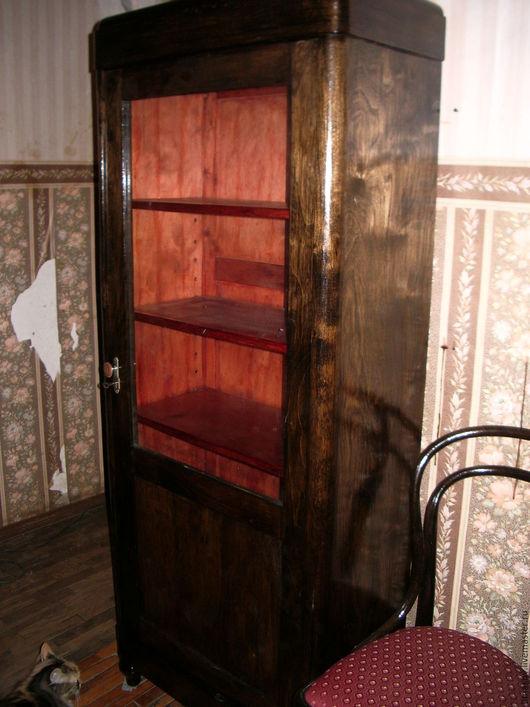 Мебель ручной работы. Ярмарка Мастеров - ручная работа. Купить старинный книжный шкаф. Handmade. Старинный шкаф, винтажный стиль