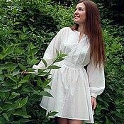 Одежда ручной работы. Ярмарка Мастеров - ручная работа Платье Марина. Handmade.