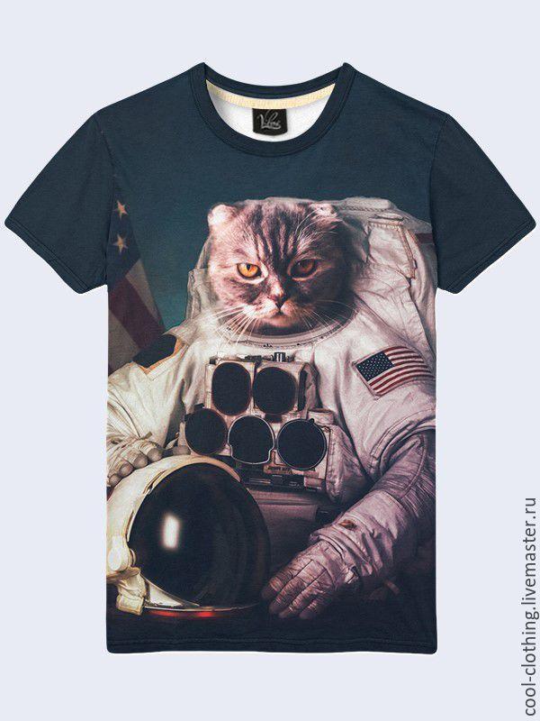 Рисунок котов для футболок