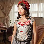 """Одежда ручной работы. Ярмарка Мастеров - ручная работа Для Вас! Платье """"Царица"""". Handmade."""