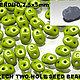 RK1126 - OPAQUE GREEN (зеленый непрозрачный)