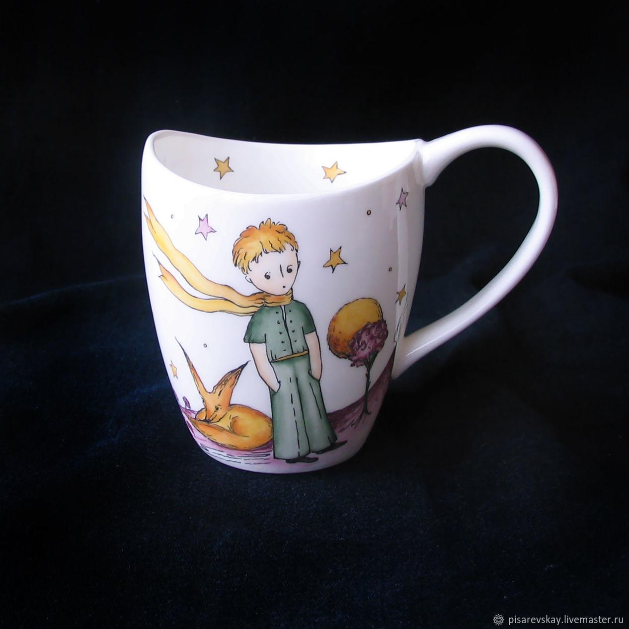 Кружка Маленький принц, Кружки и чашки, Санкт-Петербург,  Фото №1
