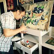 Столы ручной работы. Ярмарка Мастеров - ручная работа Стол рабочий для художника. Handmade.