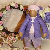 Куклы и игрушки ручной работы. Ярмарка Мастеров - ручная работа Зайка с лошадкой-качалкой.. Handmade.