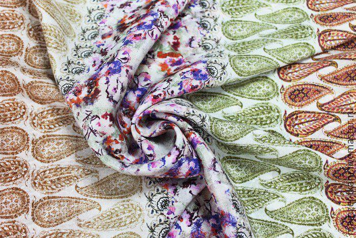 Ткань натуральное шитье