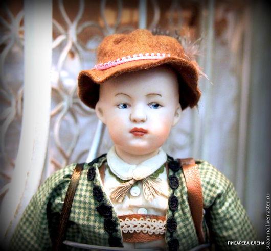 """Коллекционные куклы ручной работы. Ярмарка Мастеров - ручная работа. Купить Кукла""""  Мартин"""". Handmade. Комбинированный, коллекционная кукла"""