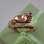 Украшения handmade. Livemaster - original item Ring gold
