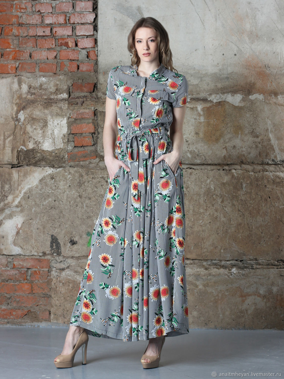 fd8d7384920 Платья ручной работы. Ярмарка Мастеров - ручная работа. Купить Платье.  Handmade. Платье ...