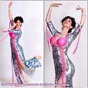 Одежда ручной работы. Ярмарка Мастеров - ручная работа Dress for bellydance/ платье для танца живота. Handmade.