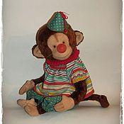 Куклы и игрушки ручной работы. Ярмарка Мастеров - ручная работа Клоунесса.... Handmade.