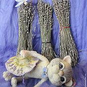 """Куклы и игрушки ручной работы. Ярмарка Мастеров - ручная работа интерьерная игрушка """"Каппуччино 2-й  в Лавандовом Раю"""". Handmade."""