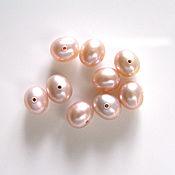Материалы для творчества handmade. Livemaster - original item Pearls natural beads set. Handmade.