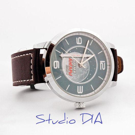 Часы. Наручные Часы. Часы Под Заказ - Ракета. Студия Дизайнерских Часов DIA.