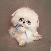 Куклы и игрушки ручной работы. Ярмарка Мастеров - ручная работа котенок Малик. Handmade.