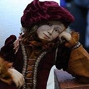 Куклы и игрушки ручной работы. Ярмарка Мастеров - ручная работа Влюбленный паж. Handmade.