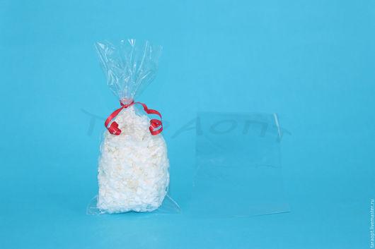 Упаковка ручной работы. Ярмарка Мастеров - ручная работа. Купить Пакет упаковочный прозрачный 10 х 20. Handmade. Пакет