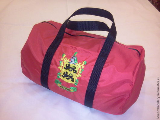 Спортивные сумки ручной работы. Ярмарка Мастеров - ручная работа. Купить сумка в садик или спорт занятия для ребёнка. Handmade.