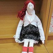 Куклы Тильда ручной работы. Ярмарка Мастеров - ручная работа В ожидании чуда. Handmade.