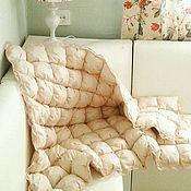 Одеяла ручной работы. Ярмарка Мастеров - ручная работа Бомбон одеялко. Handmade.