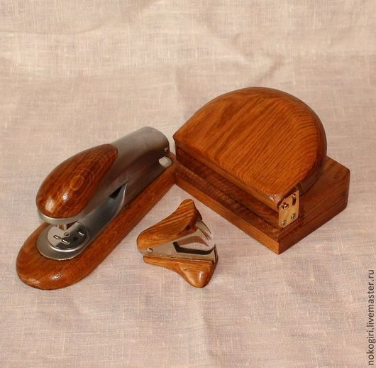 Письменные приборы ручной работы. Ярмарка Мастеров - ручная работа. Купить Канцелярские принадлежности из дерева. Handmade. Коричневый, натуральное дерево
