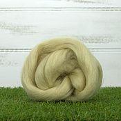 Материалы для творчества handmade. Livemaster - original item T190.  Tops Tissot. color: Natural White. 50 gr.. Handmade.