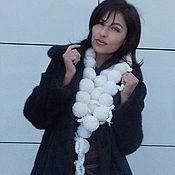 Аксессуары handmade. Livemaster - original item Scarf accessory decoration handmade. Handmade.