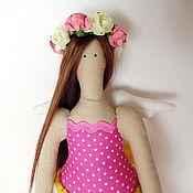 Куклы и игрушки ручной работы. Ярмарка Мастеров - ручная работа Цветочный ангел. Handmade.
