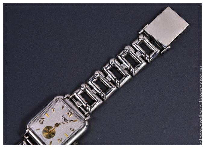 Купить браслет для часов из серебра примета купить самой себе часы