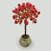 Цветы и флористика handmade. Livemaster - original item Trees: Tree coral
