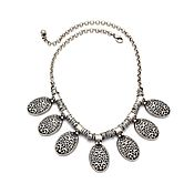 Украшения handmade. Livemaster - original item Necklace Byzantium. Handmade.