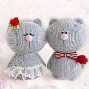 Куклы и игрушки handmade. Livemaster - original item A couple in love.. Handmade.