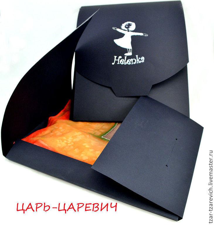 упаковка из дизайнерского картона на заказ