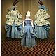 Карнавальные костюмы ручной работы. Ярмарка Мастеров - ручная работа. Купить Костюм РОКОКО. Handmade. Разноцветный, принцесса