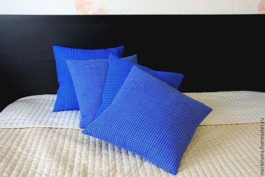 Текстиль, ковры ручной работы. Ярмарка Мастеров - ручная работа. Купить Декоративные подушки. Handmade. Интерьер, текстиль для интерьера