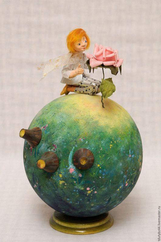 Коллекционные куклы ручной работы. Ярмарка Мастеров - ручная работа. Купить Маленький принц авторская кукла. Handmade. Авторская кукла