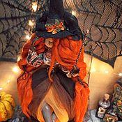 Куклы и пупсы ручной работы. Ярмарка Мастеров - ручная работа Авторская кукла. Ведьма. Handmade.