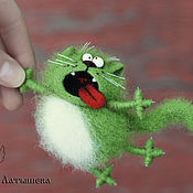 Куклы и игрушки handmade. Livemaster - original item the magnet (or brooch)