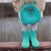 """Обувь ручной работы. Ярмарка Мастеров - ручная работа Комплект """"Роса"""". Handmade."""