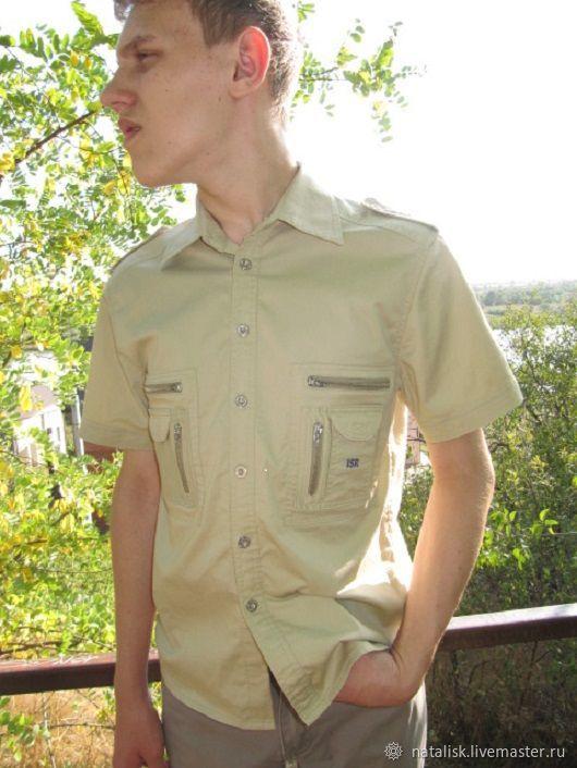 b01fe0d42c9 Рубашка в стиле